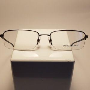 POLO RALPH LAUREN Men's Semi-Rimless Eyewear